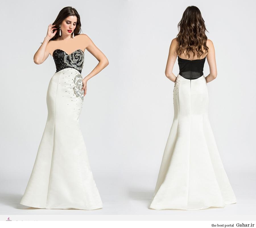 8396 مدل های لباس مجلسی زنانه ی برند Ashley Lauren