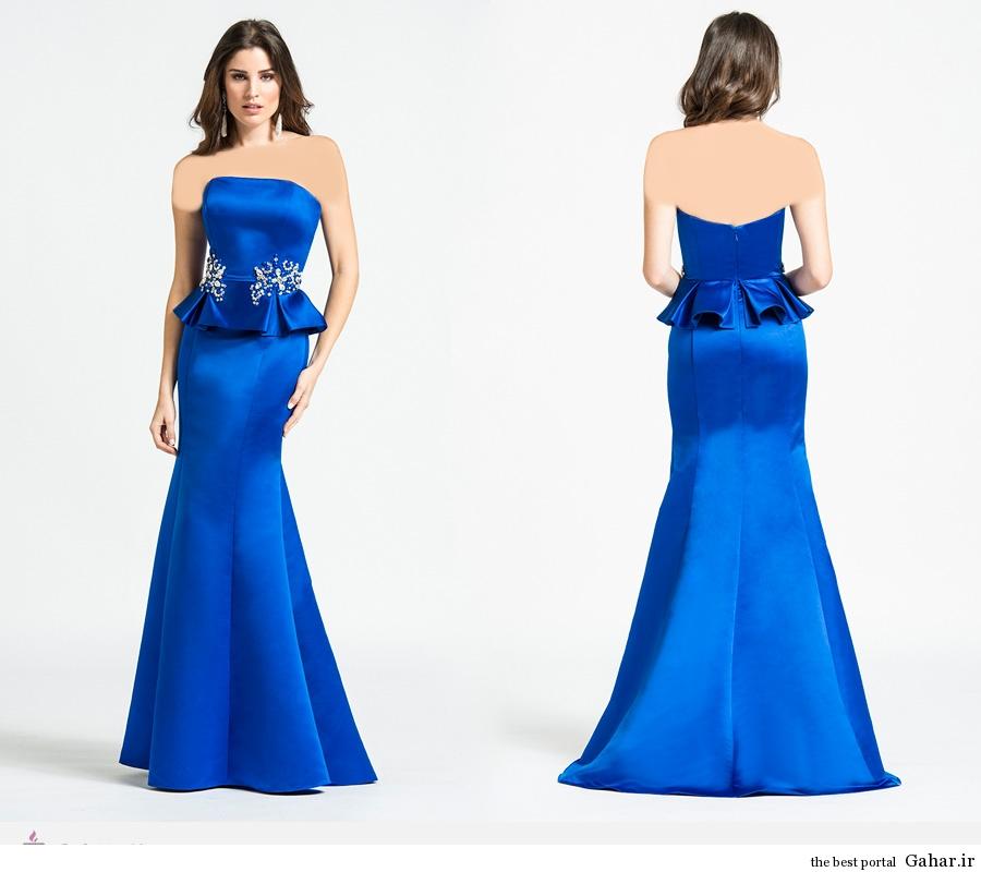 9390 مدل های لباس مجلسی زنانه ی برند Ashley Lauren
