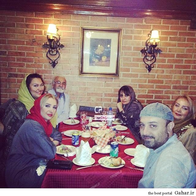 Bazigaran 3137 عکس های جدید بازیگران با همسرانشان (خرداد ۹۳)
