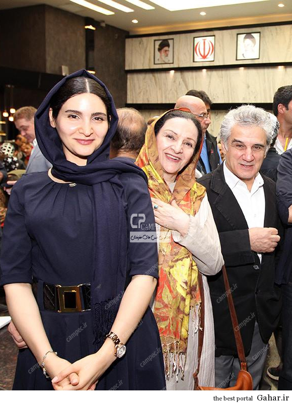 Bazigaran 3142 عکس های جدید بازیگران با همسرانشان (خرداد ۹۳)