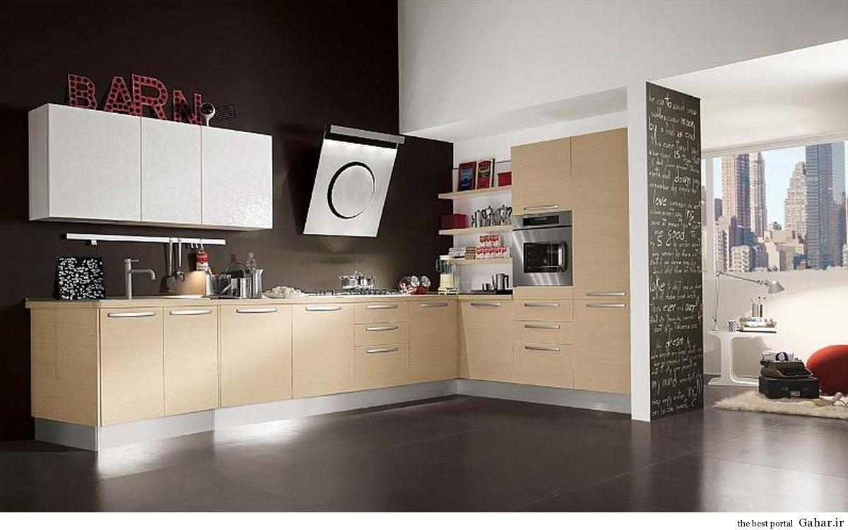 decoration ashpazkhaneh3 مدل جدید دکوراسیون آشپزخانه مدرن 2014 (2)