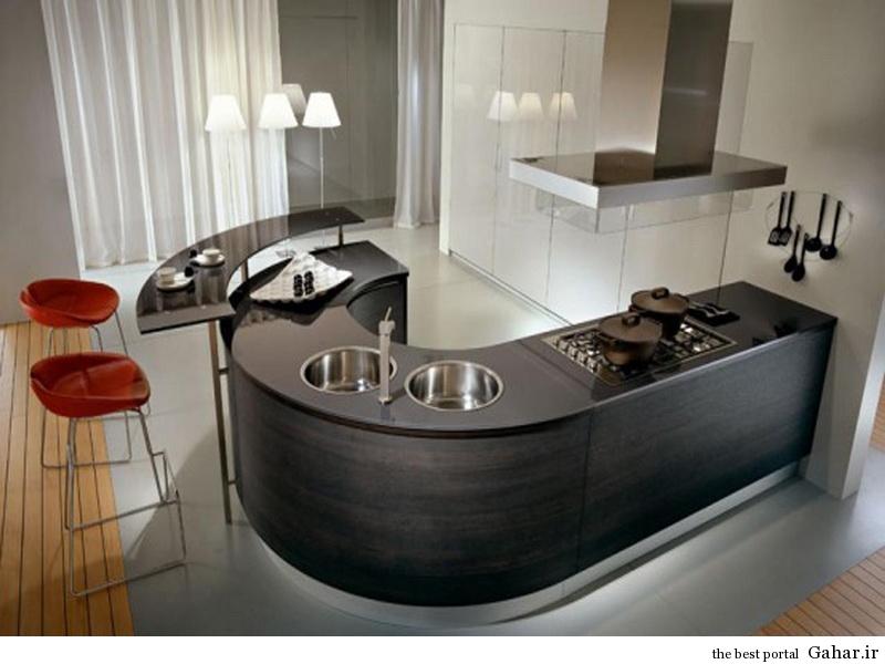 decoration ashpazkhaneh 10 مدل جدید دکوراسیون آشپزخانه مدرن 2014 (2)
