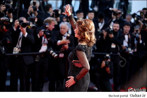 do392599jced2w4knugz عکسهای مراسم فرش قرمز اختتامیه جشنواره فیلم کن 2014