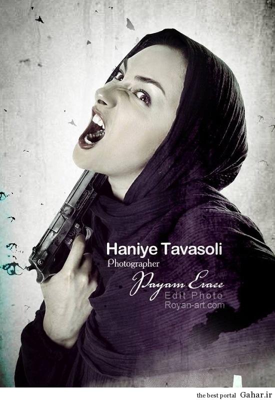 دستگیری مهتاب کرامتی و هانیه توسلی در پارتی شبانه