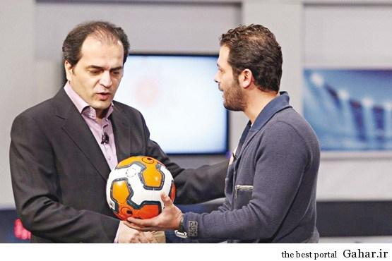 peyman yoosefi شبکه ورزش استارت جام جهانی را زد