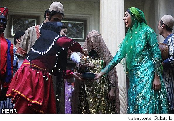 s9vsah3lab807c2rxj2 عروسی اصیل شیراز / عکس