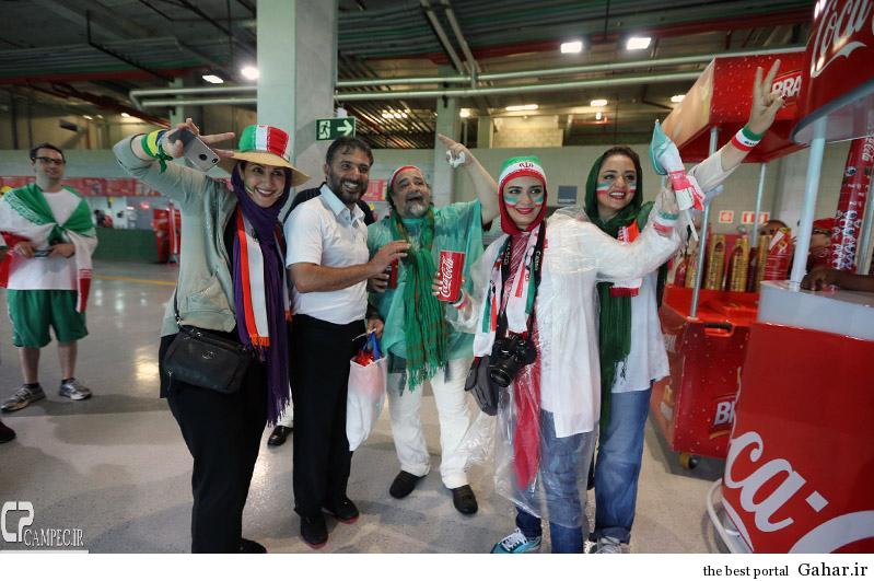 عکس حاشیه تیم ملی