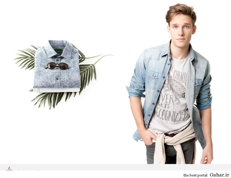 مدل های لباس تابستانه ی مردانه از برند SPF
