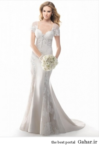 13526 325x475 مدل لباس های عروس ۲۰۱۴ طراحی شده از Maggie Sottero