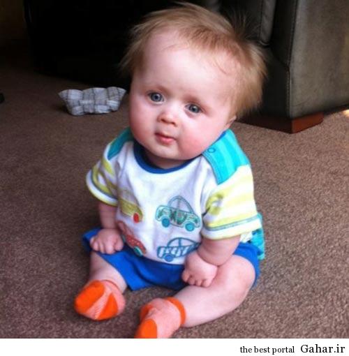 14583844 parsnaz ir پسر بچه انگلیسی مبتلا به کوتولگی بسیار نادر +تصاویر