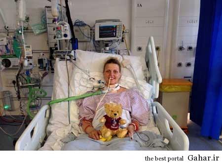 161927 695 این زن قلبی در بدن ندارد !