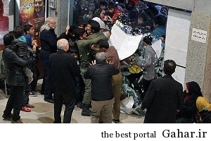 203173 پسر امریکایی در متروی تهران دستگیر شد