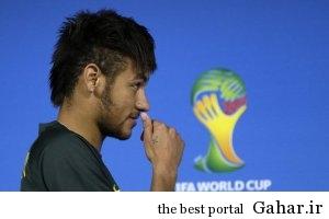 203811 احتمال حضور نیمار در فینال جام جهانی