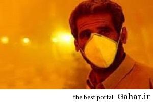 204129 گرد و غبار بازهم به تهران باز میگردد