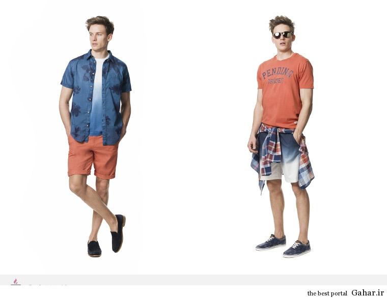21239 مدل های لباس تابستانه ی مردانه از برند SPF