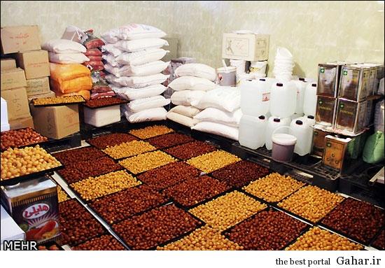 317449 394 عکس های دیدنی از کارگاه پخت زولبیا و بامیه