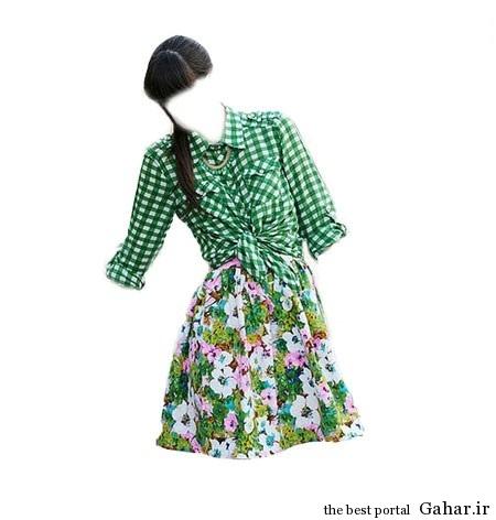 321895 830 لباس های دخترانه مخصوص تابستان