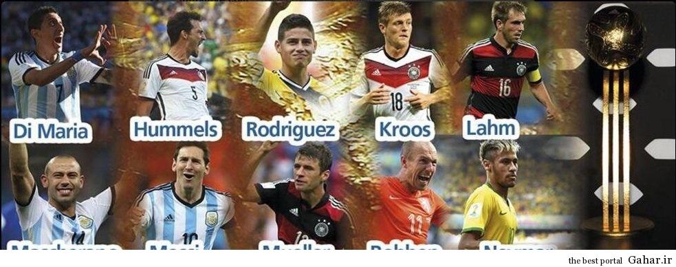 635407479573735786image97 کاندیدهای نهایی توپ طلای جام جهانی 2014 +عکس