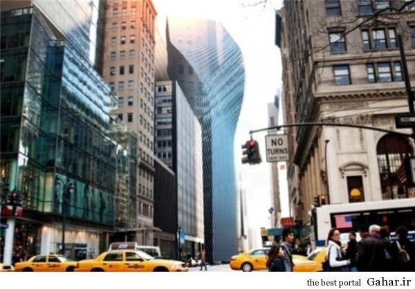 63540782691485421913930416000577 PhotoL برجی شگفت انگیز در نیویورک !!