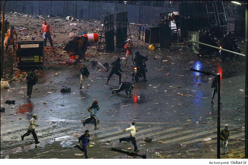 635409736868692523port53nnc51 آرژانتینی های خرابکار بعد از باخت در فینال