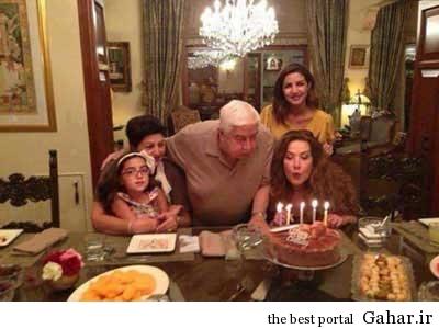 9304 6m525 عکس جشن تولد وزیر خارجه سوریه