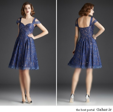 9618 478x475  مدل لباس مجلسی بلند و کوتاه زنانه از برند Mignon