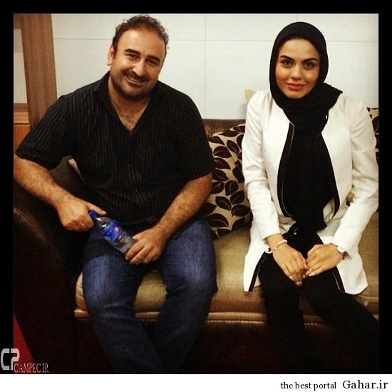 Azadeh Zarei 11 عکس های جدید آزاده زارعی (تیر 93)