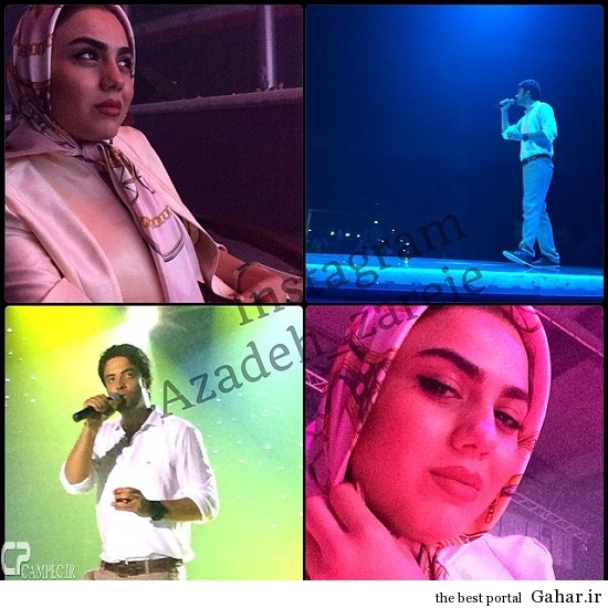 Azadeh Zarei 15 عکس های جدید آزاده زارعی (تیر 93)