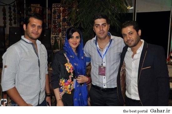 Bazigaran 3900 عکس های بازیگران در مراسم خیریه در قشم