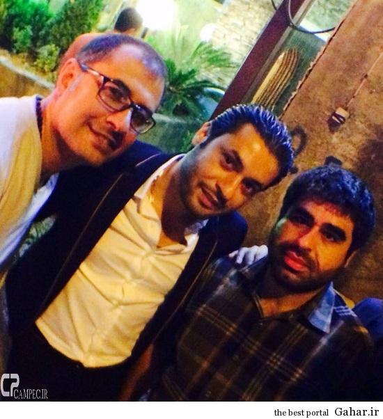 Bazigaran 3907 عکس های بازیگران در مراسم خیریه در قشم