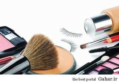 Headache and use cosmetics تاثیرات مصرف لوازم آرایش در سردرد