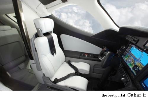 Honda 4 gsm 500x332 رونمایی هوندا از اولین جت شخصی خود