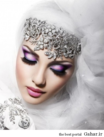 MUFEBridal 640x840 361x475 جدیدترین و زیباترین مدل های آرایش عروس
