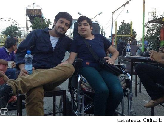 Seryal Madineh 20 عکس های پشت صحنه سریال مدینه