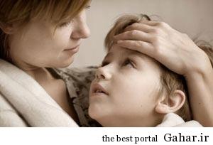 ba2313 درمان تب کودک دلبندتان