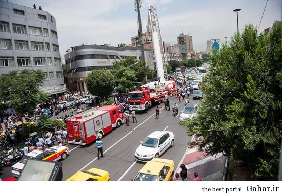 hamidreza1 خودکشی ناموفق در میدان هفت تیر تهران +تصاویر