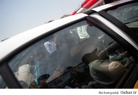 hamidreza8 خودکشی ناموفق در میدان هفت تیر تهران +تصاویر