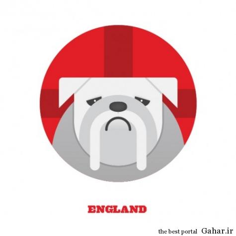 mail 13 475x475 حیوانات نماد کشورها در جام جهانی 2014