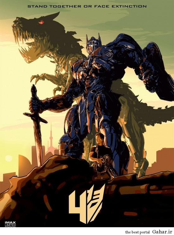 transformers age of extinction ver22 دانلود فیلم دیدنی Transformers: Age of Extinction 2014