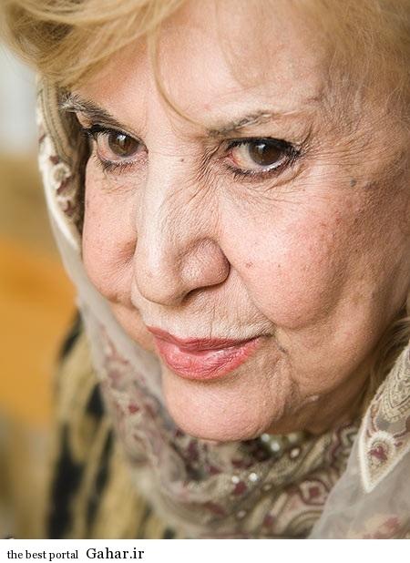 00318 simin behbahani سیمین بهبهانی شاعر برجسته به کما رفت