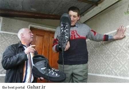 9306 7m1184 بلندترین مرد جهان درگذشت / عکس