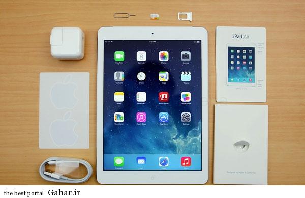 apple ipad air unboxing اصلیترین رقیبان آیپد ایر