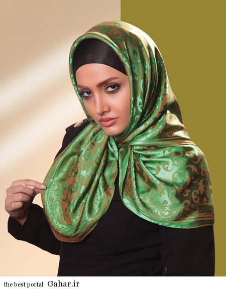 mo14745 مدل روسری زنانه و دخترانه شیک 2014