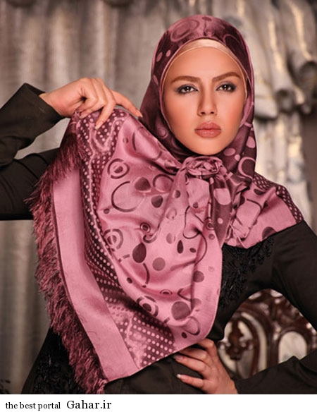 mo14752 مدل روسری زنانه و دخترانه شیک 2014