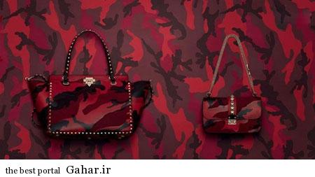 mo14955 کلکسیون کیف و کفش شیک برند VALENTINO