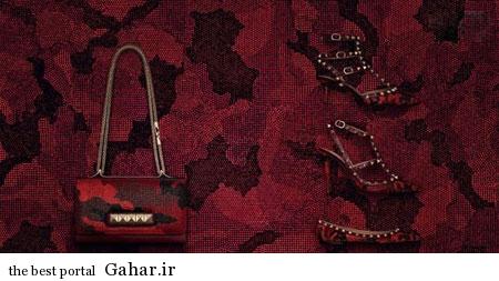mo14956 کلکسیون کیف و کفش شیک برند VALENTINO