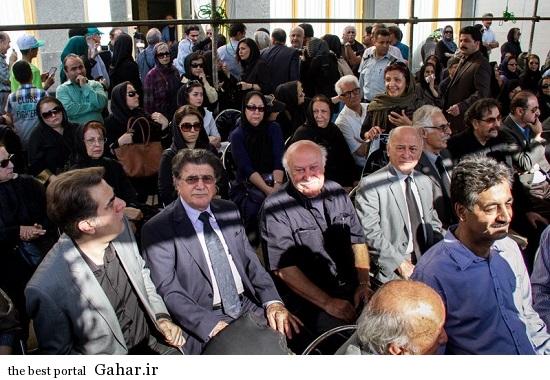 tashi simin behbahani مراسم تشییع سیمین بهبهانی با حضور بزرگان شعر و موسیقی / عکس