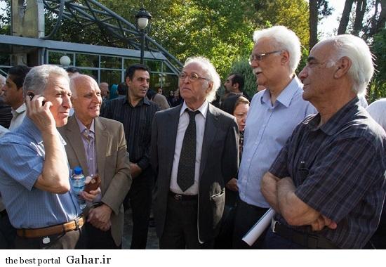 tashi simin behbahani5 مراسم تشییع سیمین بهبهانی با حضور بزرگان شعر و موسیقی / عکس