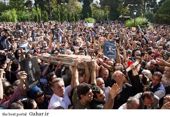 tashi simin behbahani6 مراسم تشییع سیمین بهبهانی با حضور بزرگان شعر و موسیقی / عکس