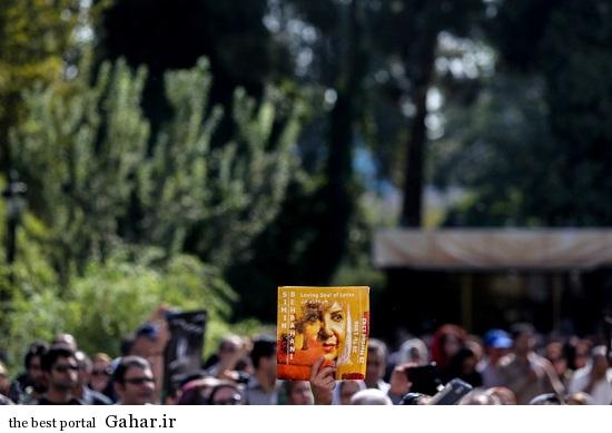 tashi simin behbahani7 مراسم تشییع سیمین بهبهانی با حضور بزرگان شعر و موسیقی / عکس